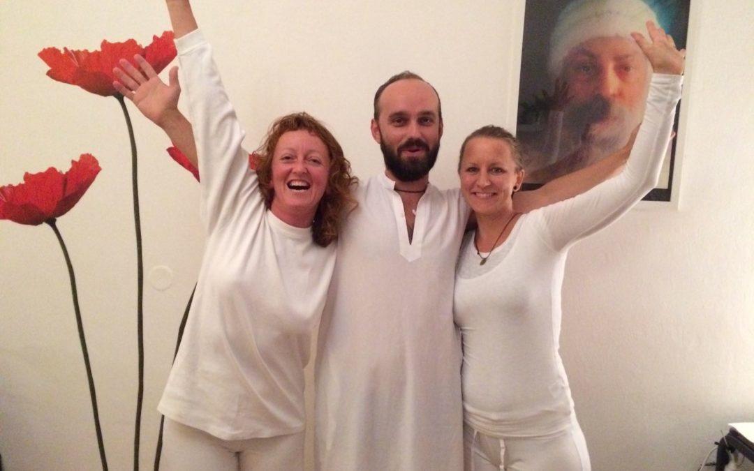 Večerní setkání – bytové meditace v bílém